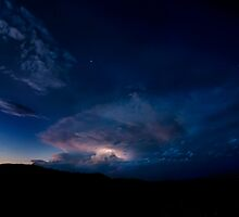 Storm Cell by Tony Lin