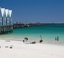 Busselton Jetty Western Australia by martinberry
