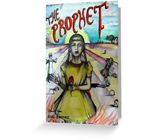 The Prophet ( 1999 ) Greeting Card