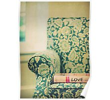 chair love Poster