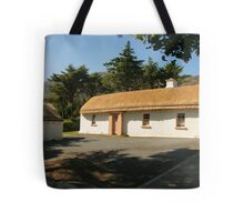 Glencolmcille cottage Tote Bag