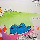 Blue Shooz by Suigo Revilla