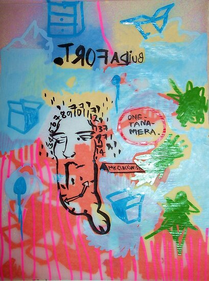 One Tana Mera by Suigo Revilla