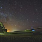 Boomerang Star Trail by Murray Wills