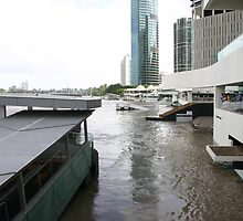 Brisbane Floods Jan. 2011 by Claude Raiola
