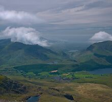 Snowdon View by picturistic