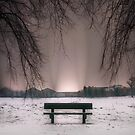 Empty Bench by Phoenix-Appeal
