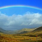 The Glen Shee Rainbow by VoluntaryRanger