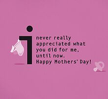 Thanks Mum - For everything by DExIGN