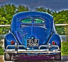 Tatty But Cool - Old Bug  by Daisy-May