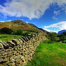 stoney wall by adouglas