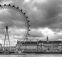 The Big Eye by Darren Bell