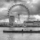 London Eye by Darren Bell