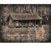 The Old Home Place Photographic Print