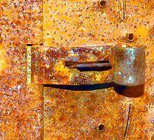 Lock Up by Jessica Manelis