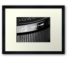 Weapon of Choice - One Framed Print