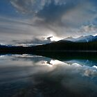 Patricia Lake Blues by Kerri Gallagher