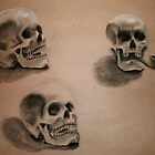 Memento Mori III by Lou van Gendt