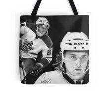 Mikhail Grabovski (Toronto Maple Leafs) Tote Bag