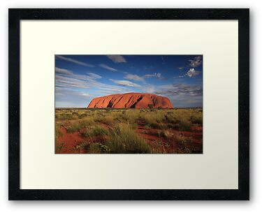 Ularu by Andrew Brooks