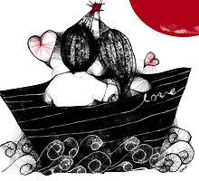 love boat by © Karin  Taylor
