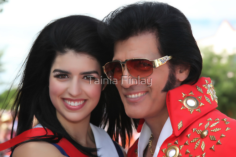 Parkes Elvis Festival 2011 by Tainia Finlay
