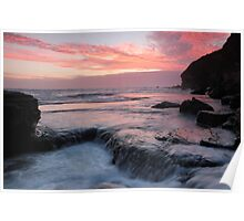 Warriwood Blowhole  Poster
