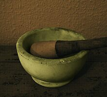 Pestle & Mortar by Rob Hawkins