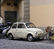 Fiat in Florence by minikin