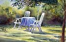 Summer Afternoon by Ann Mortimer