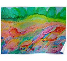 4786 views. Wonder's of spring feelings & impressionistic delusions  - Galicia - Poland .  chalk pastels by Brown Sugar . Views (3450) , Favs  (6) thanks !!! Bardzo dziękuję ! Mój rysunek pastelami !  Poster