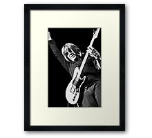 Mike Stern Framed Print