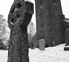 The Lake District: Troutbeck Church by Rob Parsons