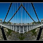 Clifton Suspension Bridge Mirrored by dave-vaughan