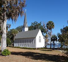 St. Mary's Episcopal Church by Gordon Taylor