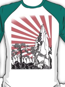 Chinese Landscape T T-Shirt
