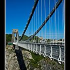 Clifton Suspension Bridge by dave-vaughan