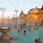 Szchenyi medicinal baths III by zumi