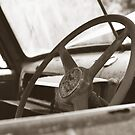 At the Wheel by KirstyStewart