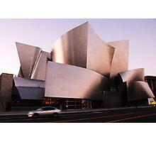 The Walt Disney Concert Hall Photographic Print
