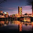 Sacramento Reflections by Barbara  Brown