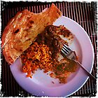 iPhone - Indian Cuisine by TeAnne