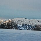 The Sleeping Giant by barnsis