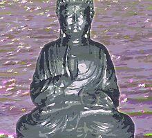 Sakyamuni on Water by JohnG