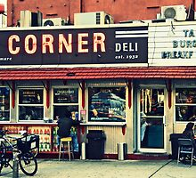 Corner Deli, NYC by Alastair McKay