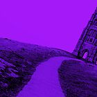 Purple Tor by Mjay
