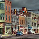 Downtown Dubois by vigor