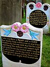The grave of Scipio Africanus, Henbury, Bristol, UK by buttonpresser