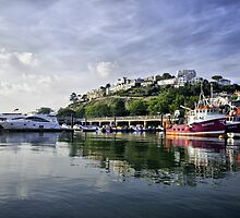 Torquay Harbour by silvcurl09