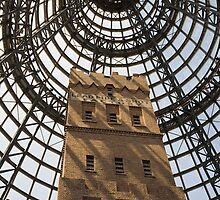 Coops Shot Tower Melbourne Central by Pauline Tims